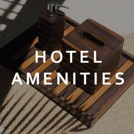 jual hotel amenities bali