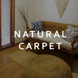 jual lantai karpet natural dengan bahan alami
