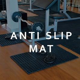 jual karet anti slip untuk gym dan restaurant