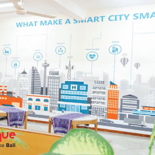 wallpaper politeknik smart city