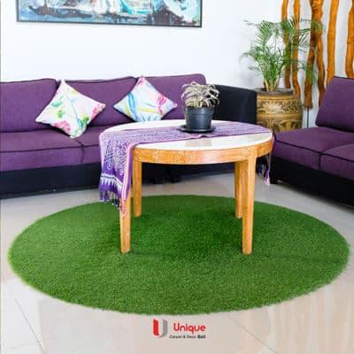 rumput sintetis untuk indoor